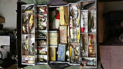 $ CDN1200 • Buy Fishing Lure Antique Vintage Collection (REDUCED)