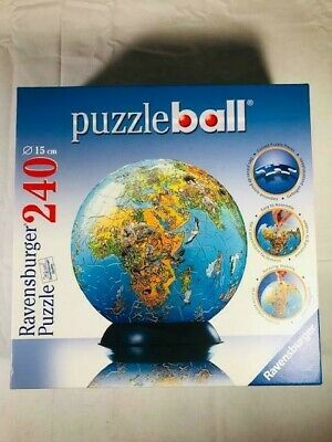 $17.59 • Buy Ravensburger Puzzle Ball 240 6 In 110209 Free Shipping