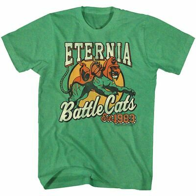 $18.95 • Buy Masters Of The Universe Eternia Battle Cats Kelly T-Shirt
