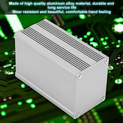 £5.79 • Buy Printed Circuit Board Instrument Aluminum Box Electronic Project Enclosure Case