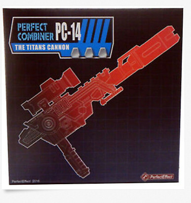 W.H MISB Perfect Effect PC-24  Combiner Upgrade Set  POTP Abominu PE