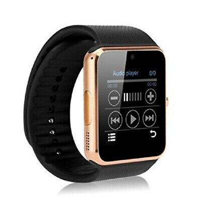 $ CDN18.73 • Buy New Smart Watch With Touch Screen Camera Mic Texting Calling For Iphone Samsung