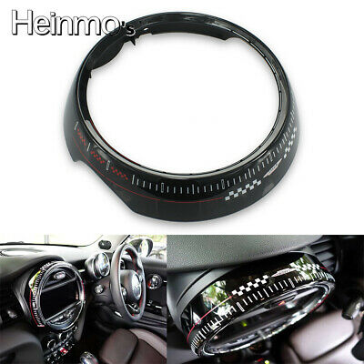 AU105.44 • Buy For MINI Cooper F55 F56 F57 Front Center Control Screen Surround Ring Cover JCW