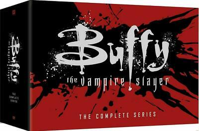 $95 • Buy Buffy: The Vampire Slayer Complete Series Season 1-7 (DVD 2017, 39-Disc W/ Book)