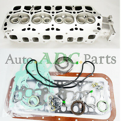 AU790.88 • Buy Complete Cylinder Head With Full Gasket For TOYOTA 4Y Engine Propane Or Gas LPG