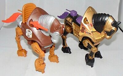 $29.97 • Buy Vintage Mattel Masters Of The Universe Night Stalker & Stridor Figures MOTU Used