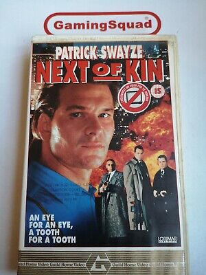 £13 • Buy Next Of Kin BIG BOX VHS Video Retro, Supplied By Gaming Squad