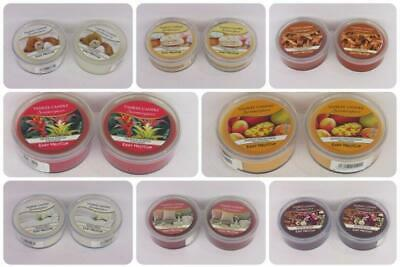 2x Yankee Candle Scenterpiece Easy MeltCups Over 20 Fragrances Available • 11.50£