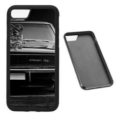 AU11.41 • Buy Charger RUBBER Phone Case Fits IPhone