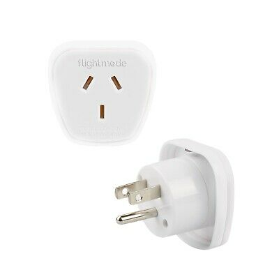 AU18.56 • Buy Outbound USA & Canada Adapter TYPE B Travel Accessories Power Plug Mexico Japan