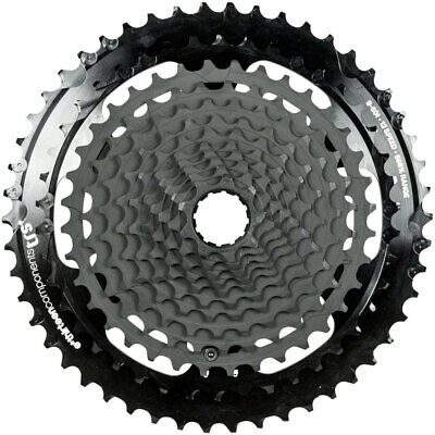 $224.87 • Buy E*thirteen By The Hive TRS Plus Cassette - 12 Speed 9-50t Black For XD Driver