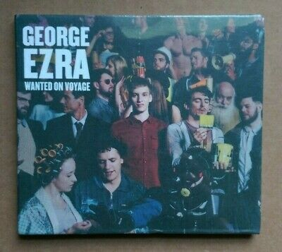 $13 • Buy George Ezra / Wanted On Voyage (CD New) Columbia 88843063712