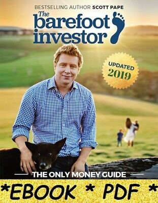 AU11.50 • Buy [P.D.F.] The Barefoot Investor Updated 2019. **Instant Delivery**