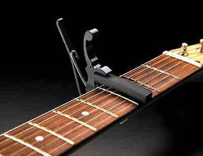 $ CDN26.60 • Buy Kyser KGEB Electric Guitar Capo Black