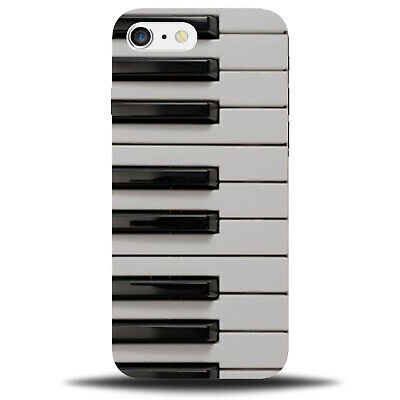 Keyboard Keys Phone Case Cover Phonecase Music Player Piano Organ Gift Key D786 • 9.99£