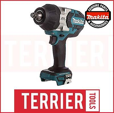 Makita DTW1002Z 18v Li-Ion LXT Brushless 1/2In Impact Wrench Body Only • 206.99£