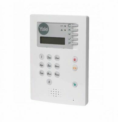 Yale HSA6400 Control Panel (Control Panel And Power Supply) • 175£