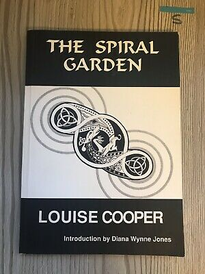 The Spiral Garden - Louise Cooper , First Edition Paperback • 11.99£