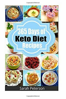 $1.99 • Buy [PD F] 365Days Of Keto Diet Recipes :Low-Carb Recipes For Rapid Weight Los