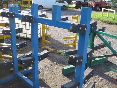 £250 • Buy Double SIDED CANTILEVER  Stock/production Rack Heavy  Duty