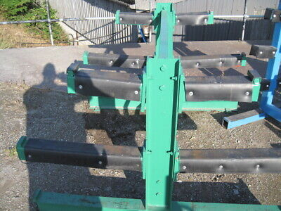 £300 • Buy Double SIDED CANTILEVER  Stock/production Rack Heavy  Duty