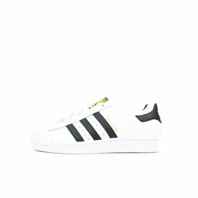 $ CDN220 • Buy Adidas Superstar Foundation Kids  Wht/blk  C77154