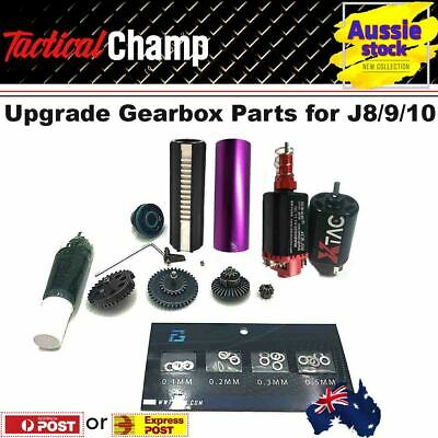 AU21.80 • Buy Upgrade Gearbox Metal Parts Accessories Gen 8 J8 J9 M4A1 J10 ACR Gel Blaster AU
