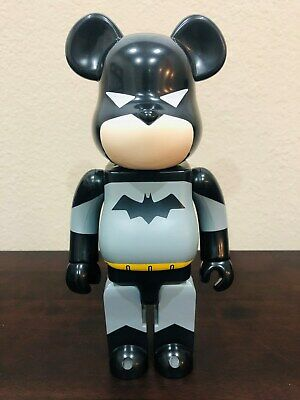 $1499.99 • Buy *RARE* Limited Ed. Bearbrick Be@rbrick Bear Brick Medicom DC Comics Batman 400%
