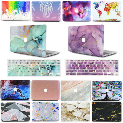 $18.99 • Buy Multicolored Hard Case Protector For 2021 MacBook Air13 A1466 A2179 A2337 M1 CPU