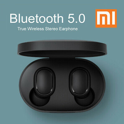 Bluetooth 5.0 Xiaomi Redmi AirDots Wireless TWS Earphone Active Earbuds Headset • 14.43$