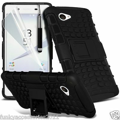 AU7.58 • Buy Shockproof Heavy Duty Protection Hard Double Layer Phone Case+Kick Stand✔Sony