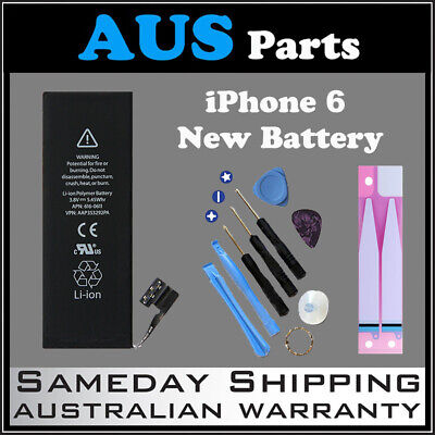 AU29.95 • Buy For IPhone 6 Brand New Internal Battery Replacement 1810mAh + Free Tools