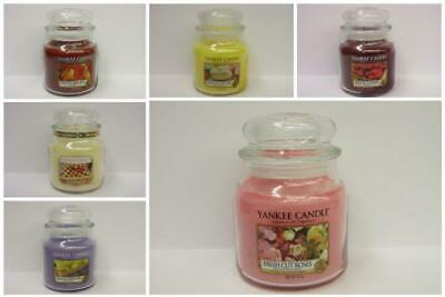 Yankee Candle Medium Jars -  Choice Of  New And Old Favourite Fragrances  • 16.95£
