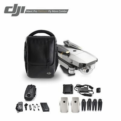 AU1611.99 • Buy DJI Mavic Pro Platinum Drone - 4K Camera More Combo