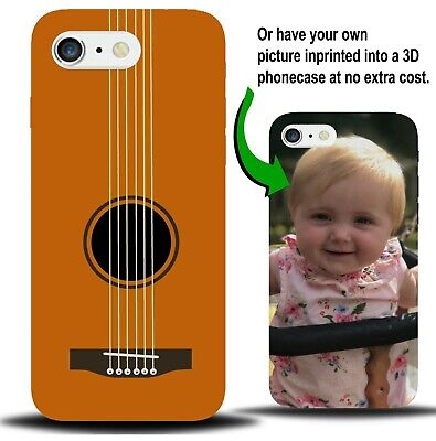 Personalised Guitar Strings Phone Case Accessories Kids String Present Gift XA36 • 9.99£