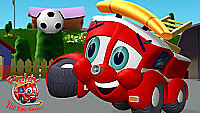£3 • Buy Finley The Fire Engine - Finley The Hero (DVD, 2012)