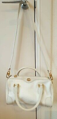 AU370 • Buy Gucci GG Vintage Bag Cross-body With Additional Small Straps. PRELOVED CONDITION