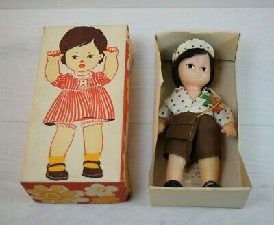 $69 • Buy Antique Military USSR WWII Toy Doll Girl Child 1977 Cold War Name Desislava Old