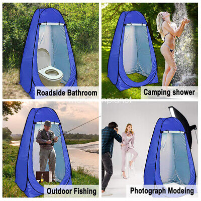 AU28.79 • Buy Dressing Tent Camping Pop Up  Shower Shelter Beach Toliet Privacy Changing Room