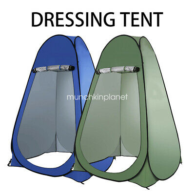 AU28.99 • Buy Dressing Tent Camping Pop Up Shower Shelter Beach Toliet Privacy Room
