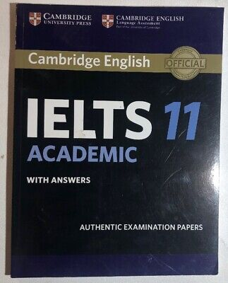 Cambridge IELTS 11 Academic With Answers (IELTS Practice Tests), Press, Cambridg • 16.45£