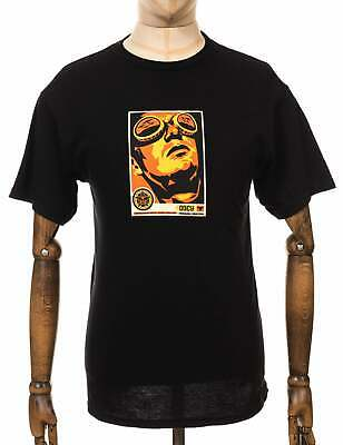 Obey Clothing Goggles 30 Years Tee - Black • 26.95£