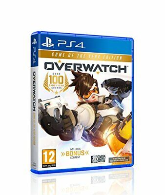 AU129.09 • Buy Overwatch Game Of The Year Edition PS4