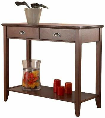 $112.22 • Buy Foremost CSH10222-FMCD Sheridan Console Table, Walnut