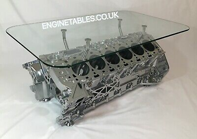 AU7199.32 • Buy Aston Martin V12 Engine Block Coffee Table