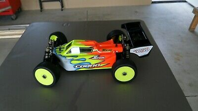 serpent rc car