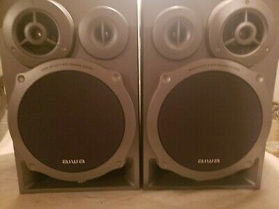 $45 • Buy Aiwa Speakers