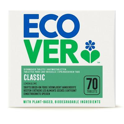 Ecover Dishwasher Tablets Classic - 70x20g Tablets • 15.07£