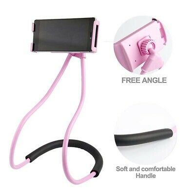 $6.99 • Buy 360 Flexible Clip Mobile Cell Phone Holder Lazy Neck Desk Bracket Mount Stand