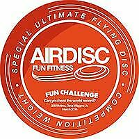 Competition Weight - Special Ultimate Flying Disc - Airdisc Flying Disc • 7.98£
